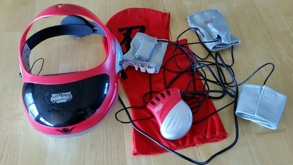 Power Rangers VR Set