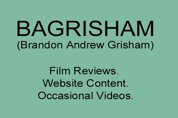 Brandon Andrew Grisham (Bagrisham) Accomplishments
