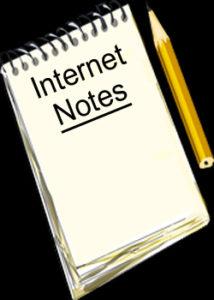 Internet, Notebook