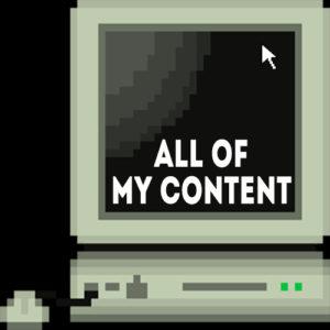 Bagrisham Content Button