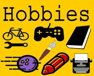 Bagrisham Hobbies Button