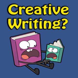 Bagrisham Creative Writing Button