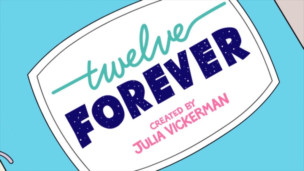 Twelve, Forever, Title, Netflix