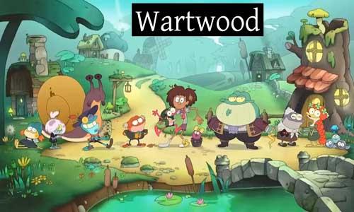 Amphibia Wartwood
